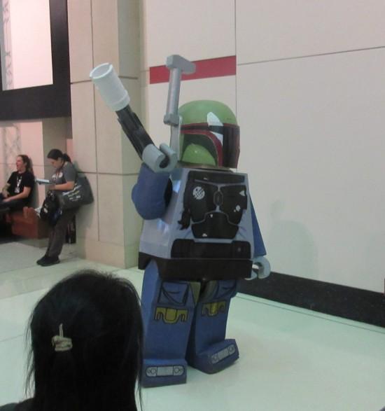 Lego Boba Fett!
