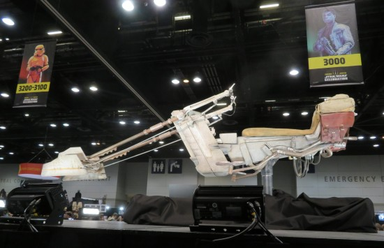 Mandalorian speeder bike!