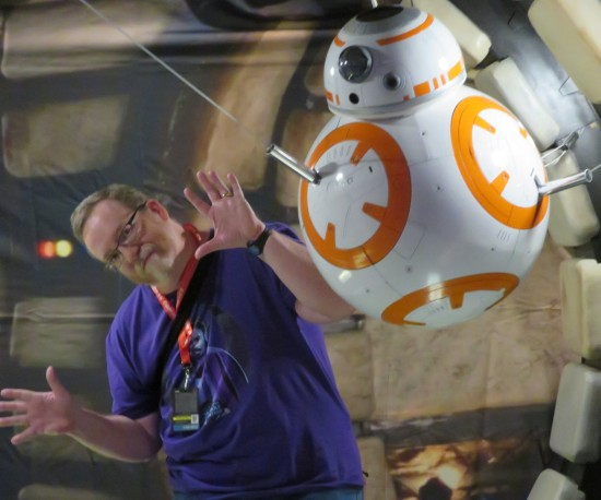 Me and BB-8!