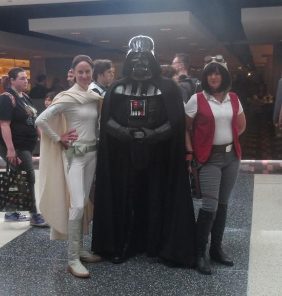 Padme Vader Aphra!