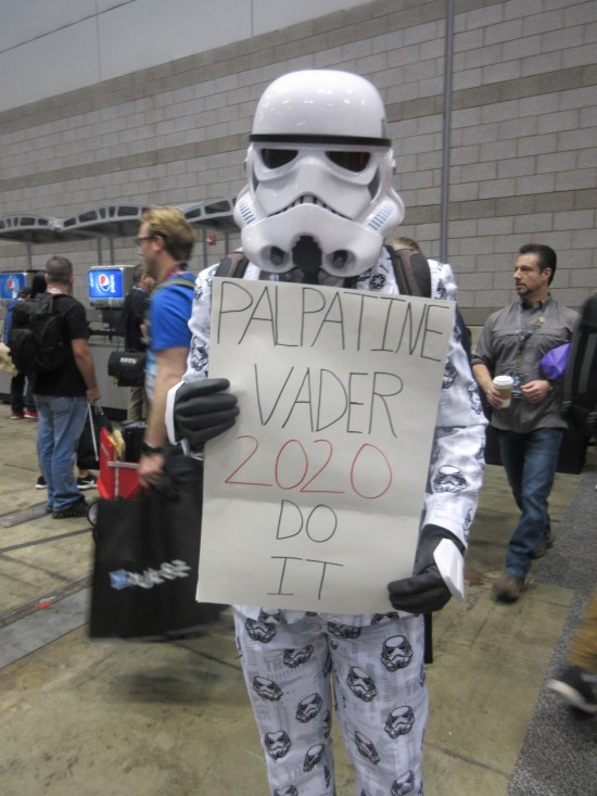 star wars celebration chicago 2019 photos  1  imperial