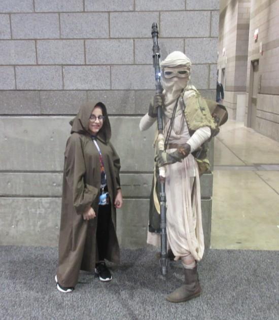 Rey desert gear!
