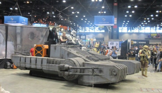 Rogue One tank!