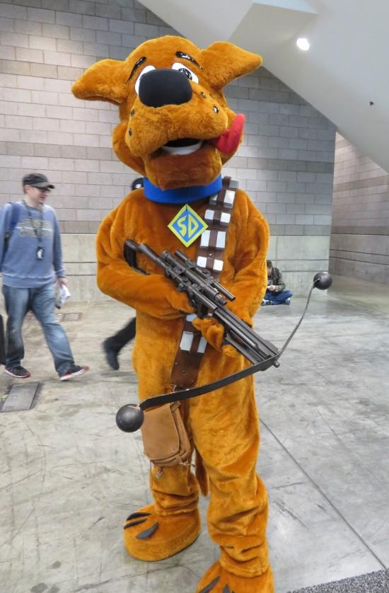 Scooby-Doobacca!