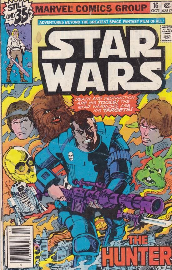 Star Wars 16!