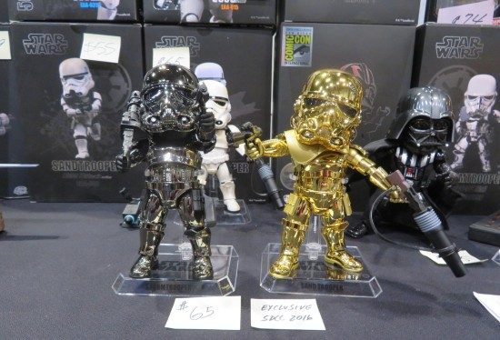 Star Wars Bobbleheads 2016!