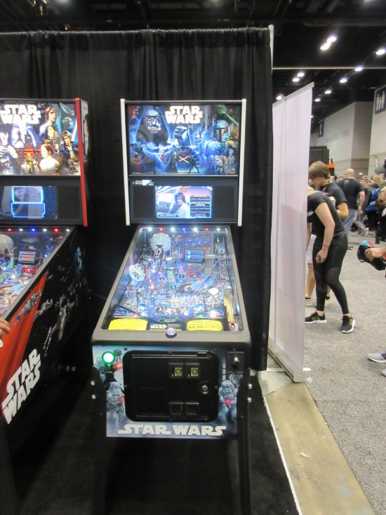 Star Wars pinball!