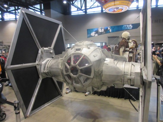 TIE Fighter medium!