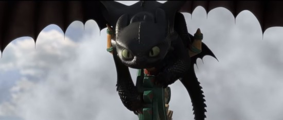 Train Your Dragon 3!