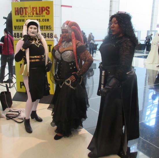 Twi'leks and Sith Lady!