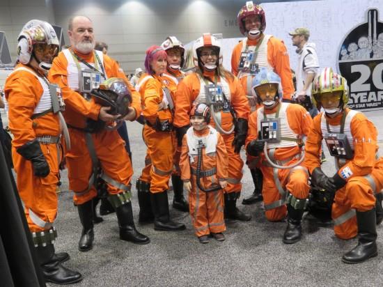 X-Wing Pilots!