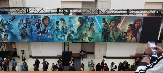 Star Wars Celebration Banner Right!