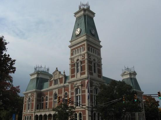 Bartholomew County Courthouse!
