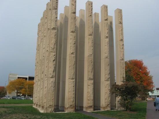 Bartholomew County Memorial for Veterans!