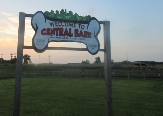 Central Bark!