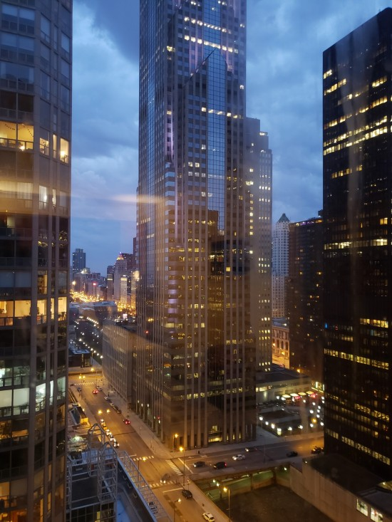 Chicago Nighttime!