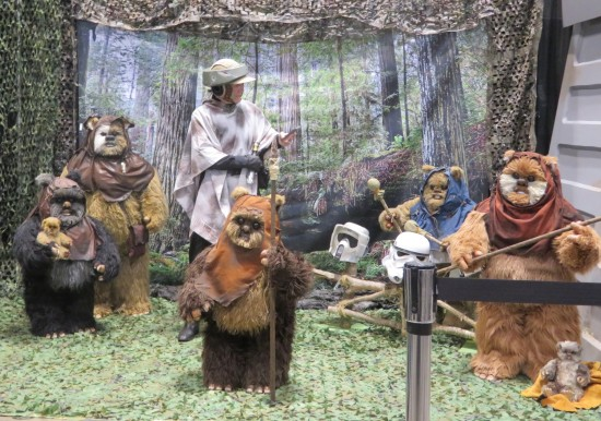 fan Ewok village!