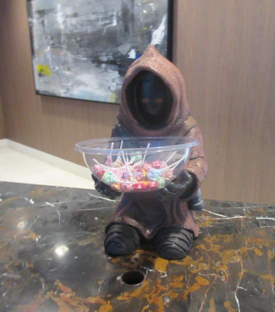Jawa candy dish!