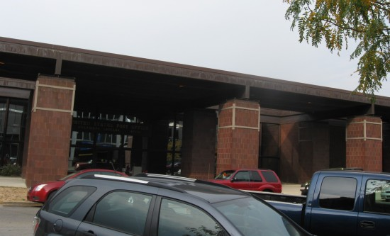 Columbus Post Office!