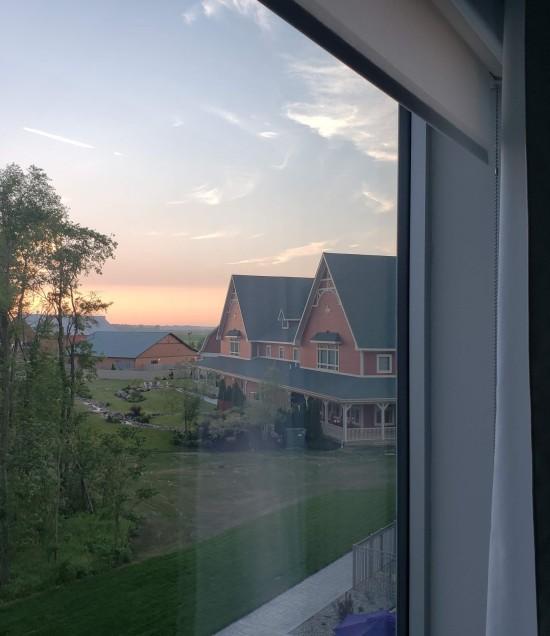 window view!