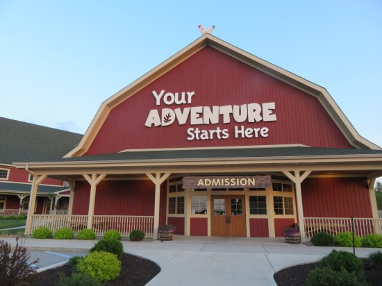Your Adventure Starts Here!