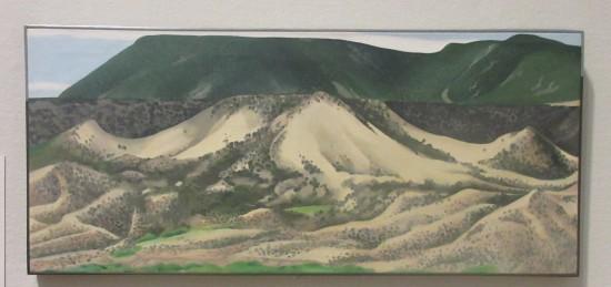 Abiquiu Sand Hills and Mesa!