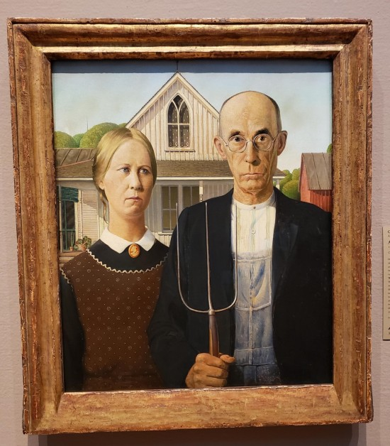 American Gothic!