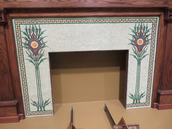 Fireplace Surround!