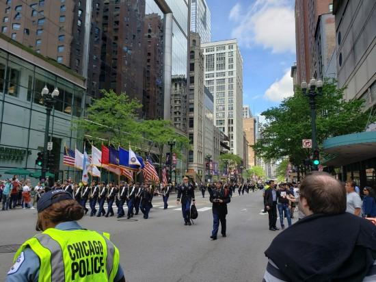 Memorial Day Parade!
