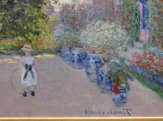 Monet signature!