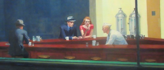 Nighthawks closeup!