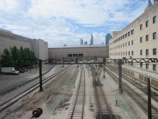 train tracks!