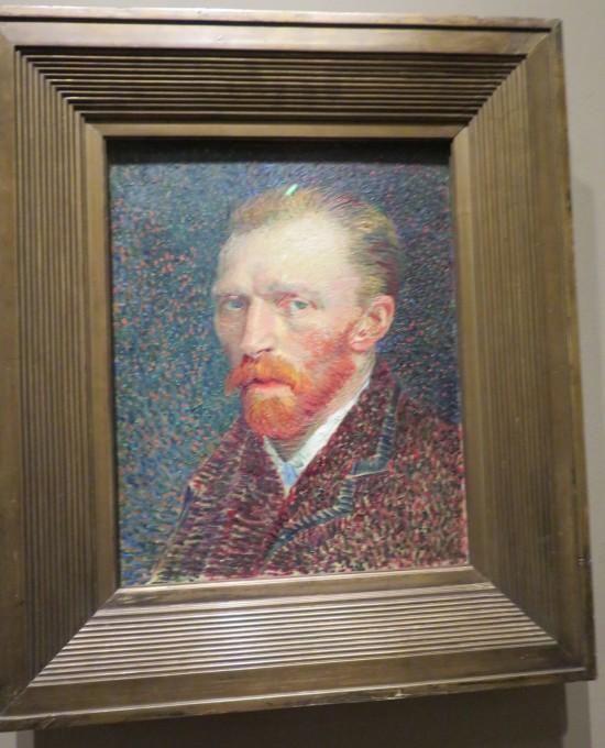 Van Gogh Self-Potrait!