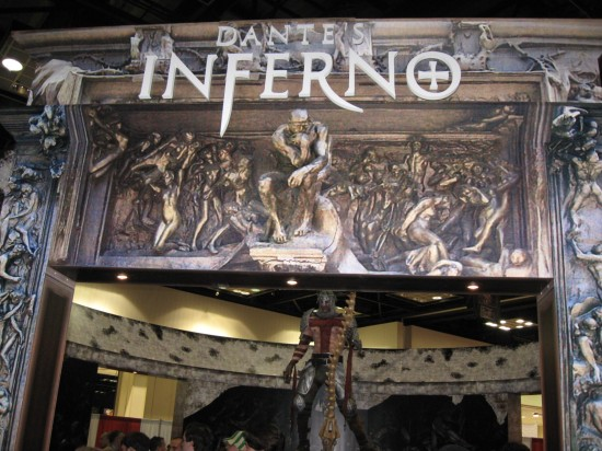Dante's Inferno!