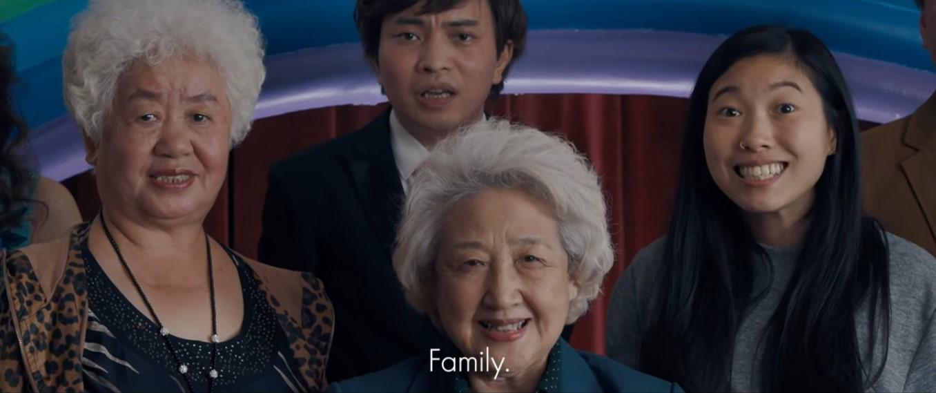 "The Farewell"": Grandma's Not Run Over by the Pain, Dear"