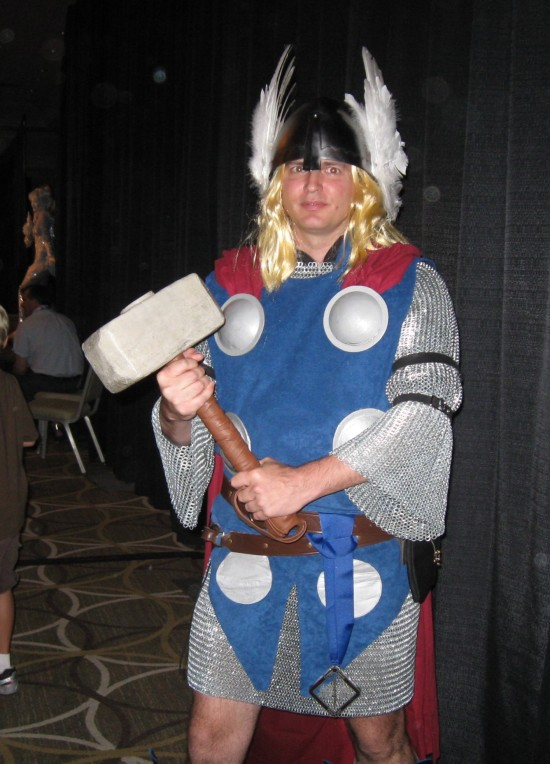 Thor with Flash!