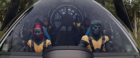 X-Men Blues!