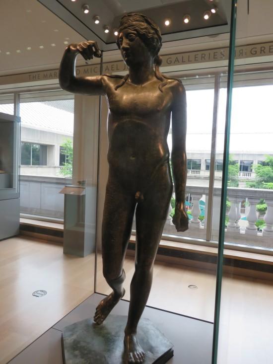 Young Dionysos!