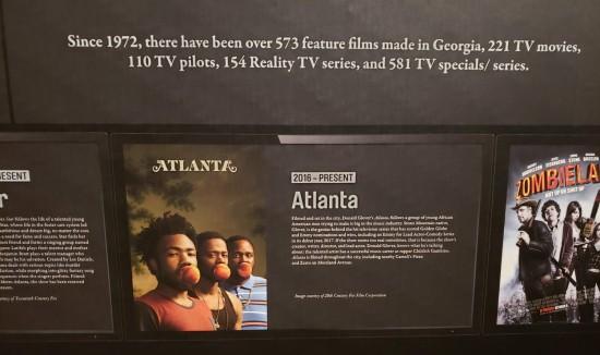 Atlanta placard!