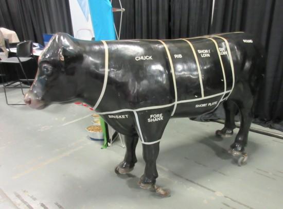 cow parts!