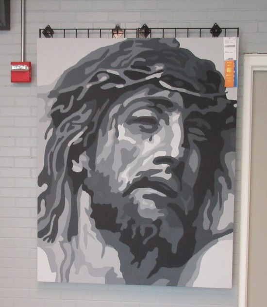 duotone Jesus!