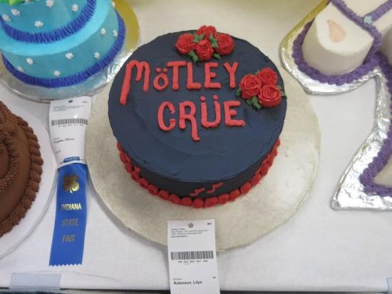 Motley Crue!
