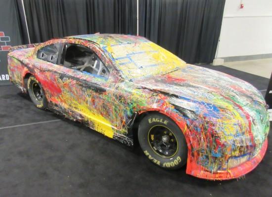 NASCAR via Pollock?