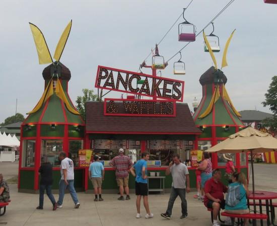 Pancakes & Waffles!