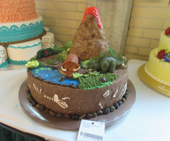 Rite of Spring cake!