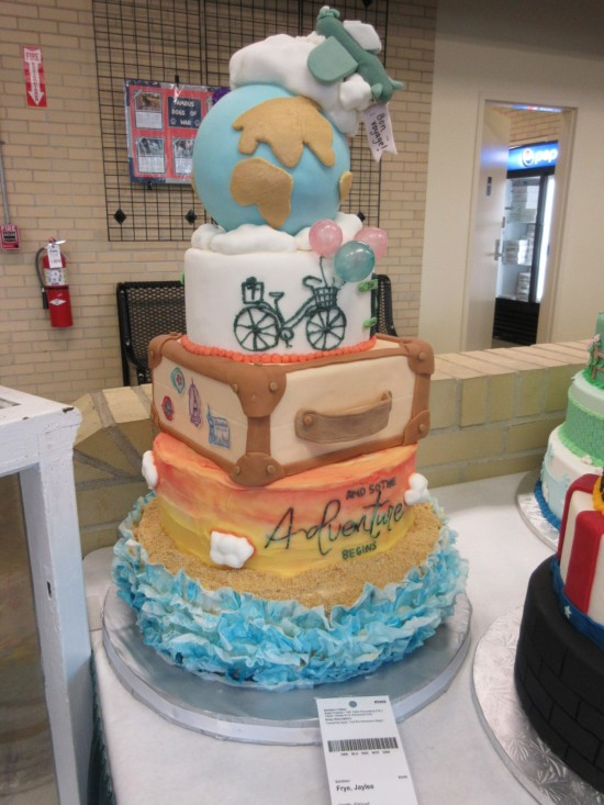 travel cake!