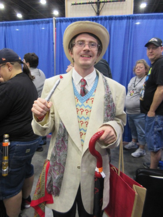 7th Doctor!