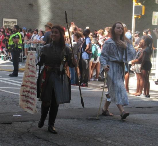 Arya Stark + List!