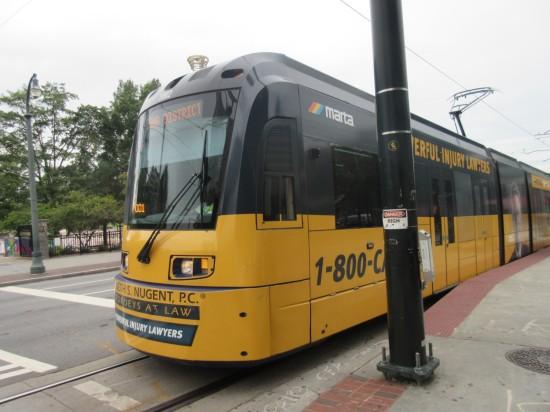 Atlanta Streetcar!