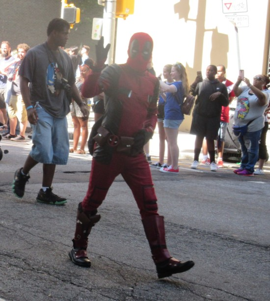 Baseline Deadpool!